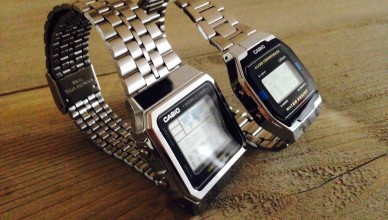 Casio heren horloges
