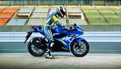 Nieuwe Suzuki motoren 2017
