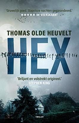hex boek voor hem