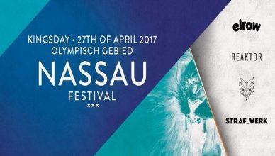 Nassau festival 2017 amsterdam