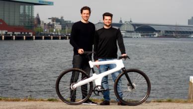 Nederlandse fiets groot succes op kickstarter