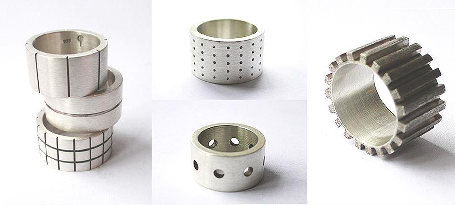 raw jewelry ringen