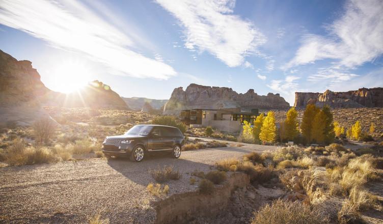 Roadtrip Range Rover