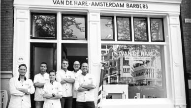 barbershop van de hare