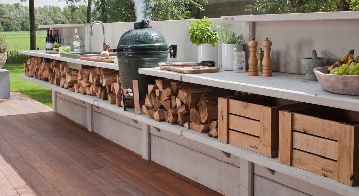 Eigen Keuken Ontwerpen Maken : Ontwerp je eigen buitenkeuken! THEDUDES NL