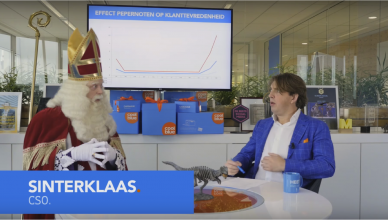 coolblue sinterklaas grap