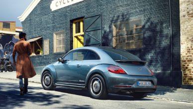 de nieuwe volkswagen beetle
