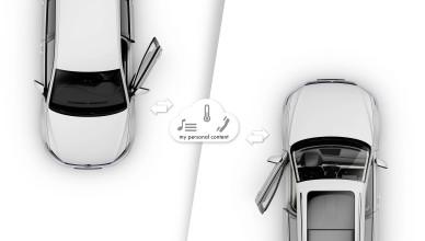 gebarenbediening voor auto