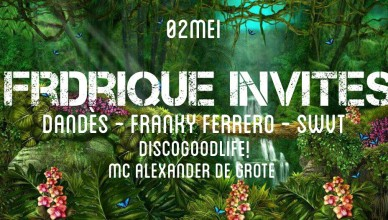 frdrique invites