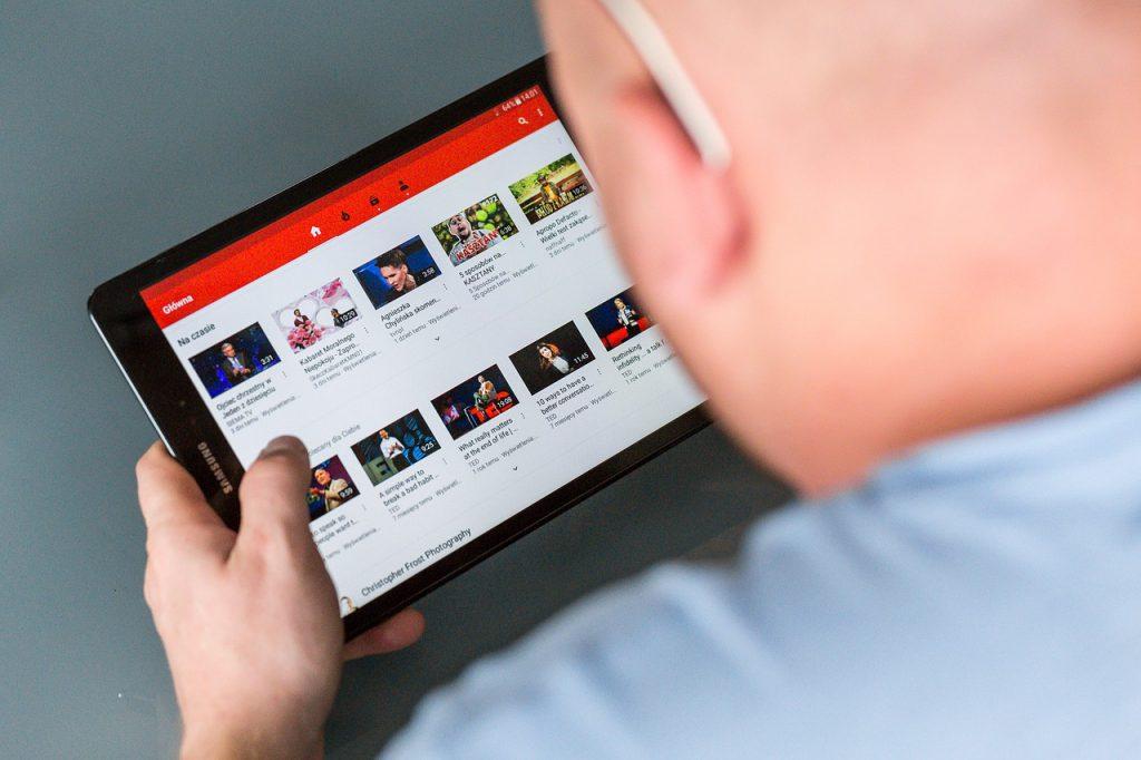 hoe kan je filmen op youtube