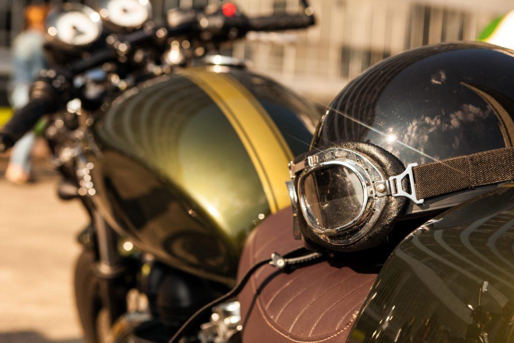 Triumph is hoofdsponsor van Gentlemans Ride