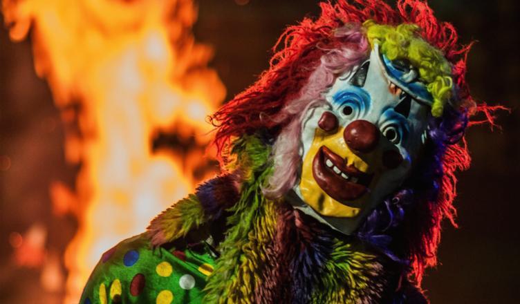 Horror clown in nederland gesignaleerd thedudes nl for Clown almere