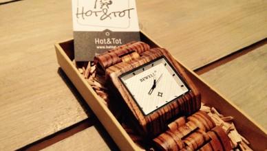 houten horloges kopen