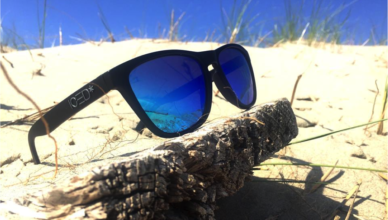 iced zonnebrillen