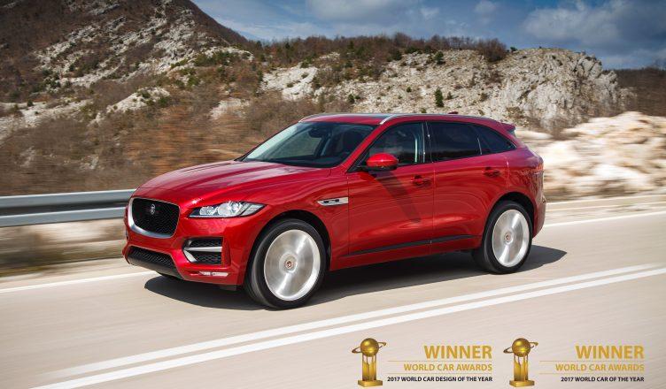jaguar f-pace mooiste auto ter wereld
