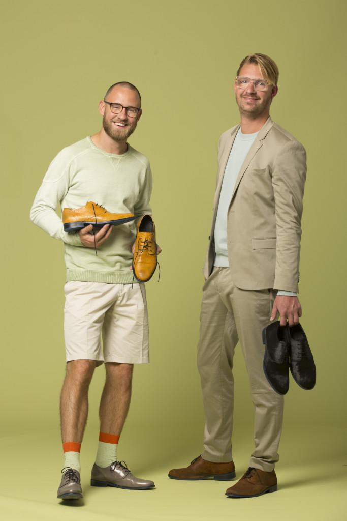 mascolori schoenen haalt inspiratie uit horn of plenty