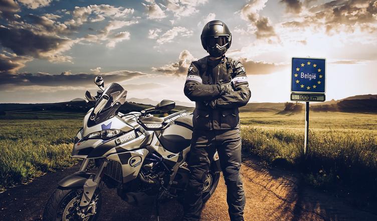 motorkledingcenter in belgië