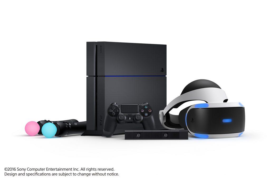 nieuw: PS VR
