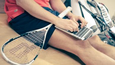 online sportwedstrijden