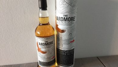 peated malt whisky Ardmore