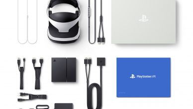 Playstation 4 virtual reality