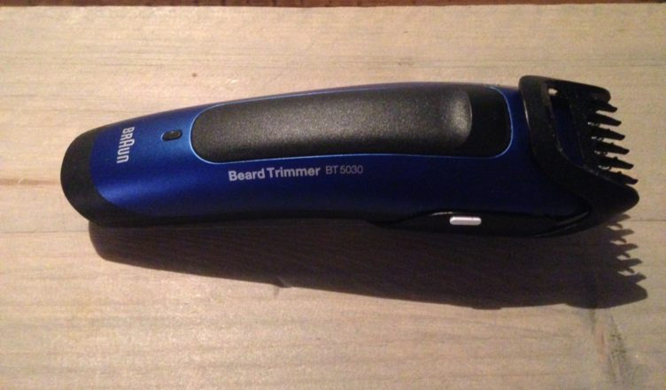 review braun bt5030 baardtrimmer