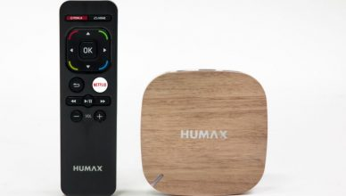 review humax tv h3