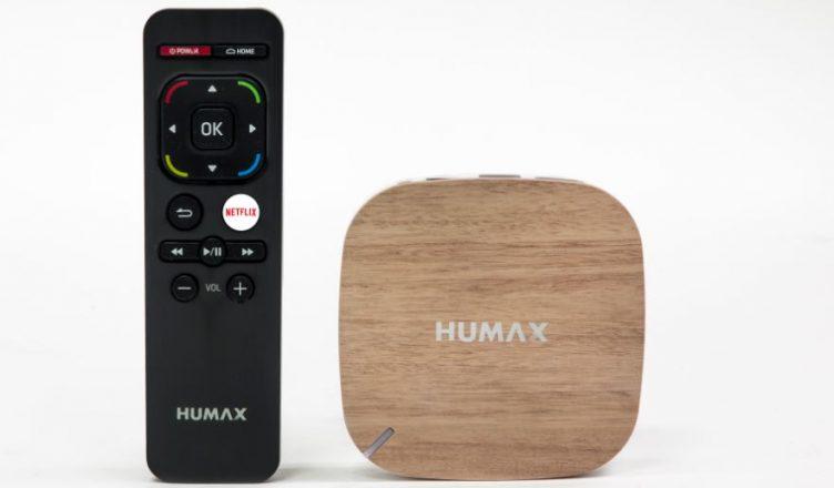 review humax tv h3