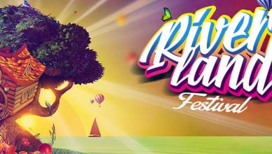riverland festival op 1 augustus