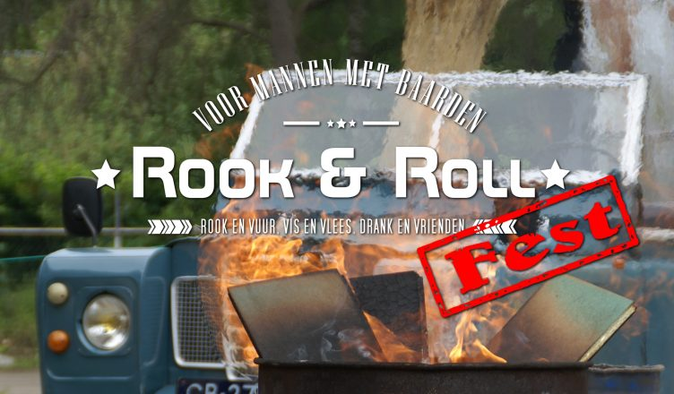Rook & Roll fest in harderwijk