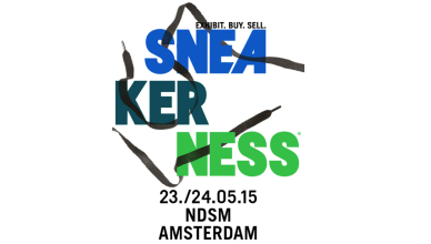 Sneakerness 2015 in Amsterdam