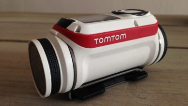 tomtom bandit camera review