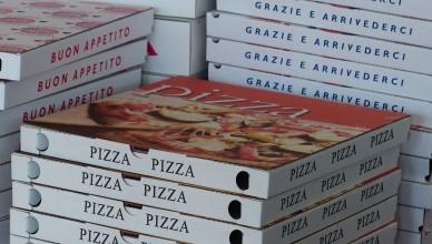 Top 10 films met pizzabezorgers