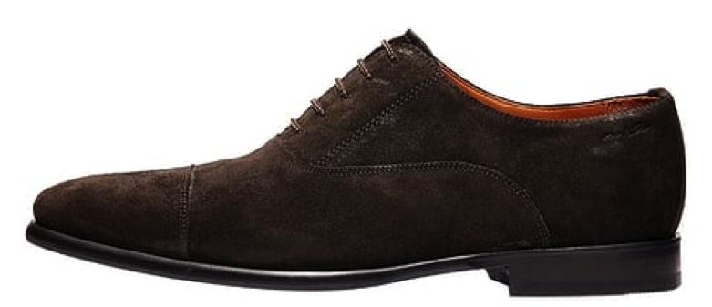 van lier brown gala schoenen