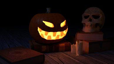 waarom wordt halloween gevierd?