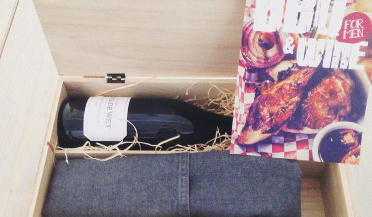 wijn voor mannen
