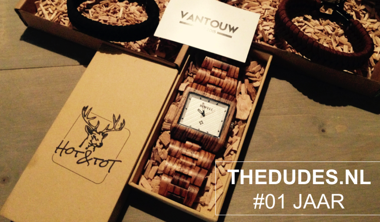 Blog-winactie: THEDUDES.NL 1 jaar